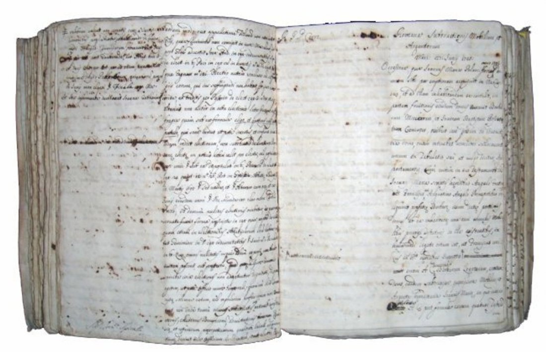 [Manuscripts] Ms Cerri, 1719, 3 vols - 5
