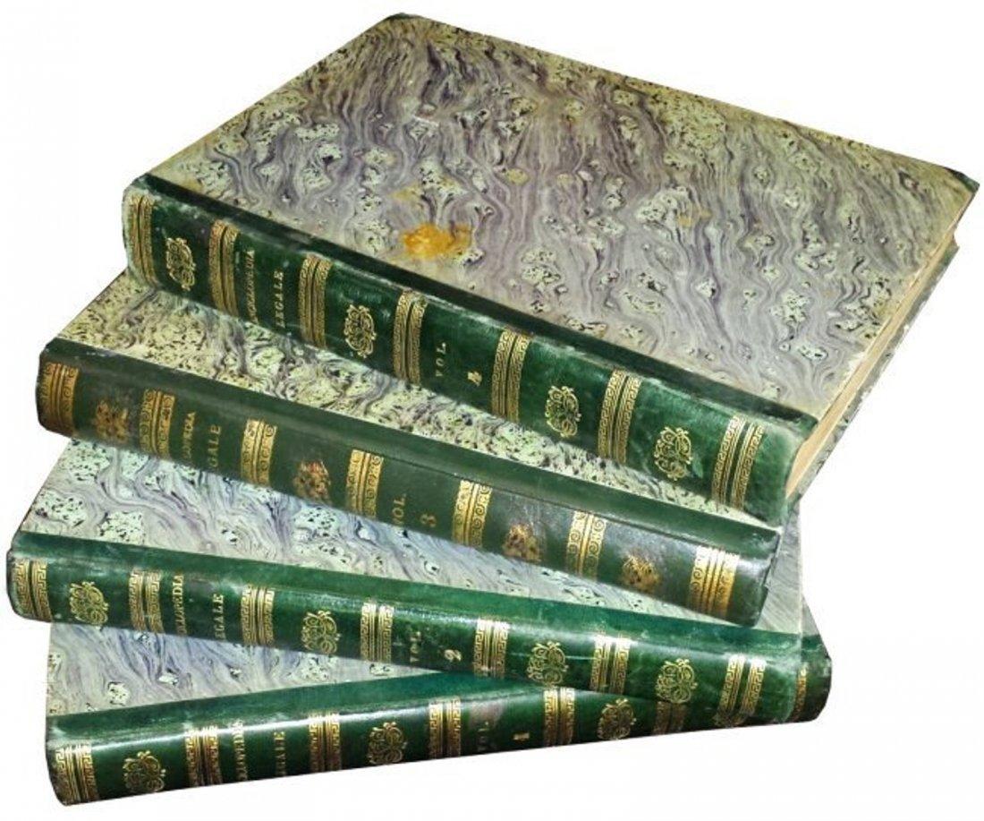 [Law Lexicon] Foramiti, 1841, 4 vols