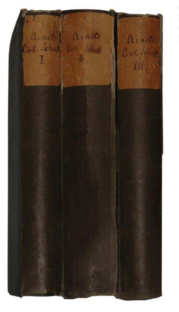 Arndts,  Gesammelte Civilistische Schriften, 1873-74