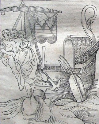 (Maritime Law) Bayfius, De re navali, 1537