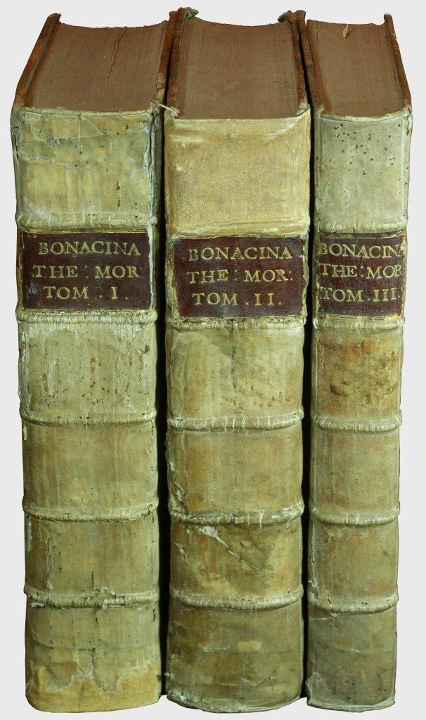 (Merchant Law, Sources) Bonacina, Opera, 1720