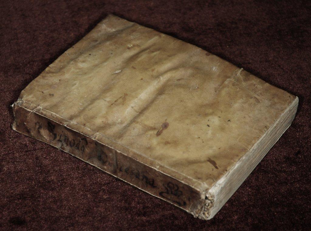 (Canon Law in Sicily) Bonadies, Decreta. Catania, 1668