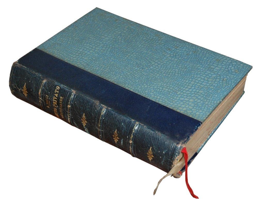 (Roman Law) Brugi, Diritto Privato Giustinianeo, 1910