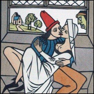 (Tallone) Les quinze joyes de mariage, Paris, 1948