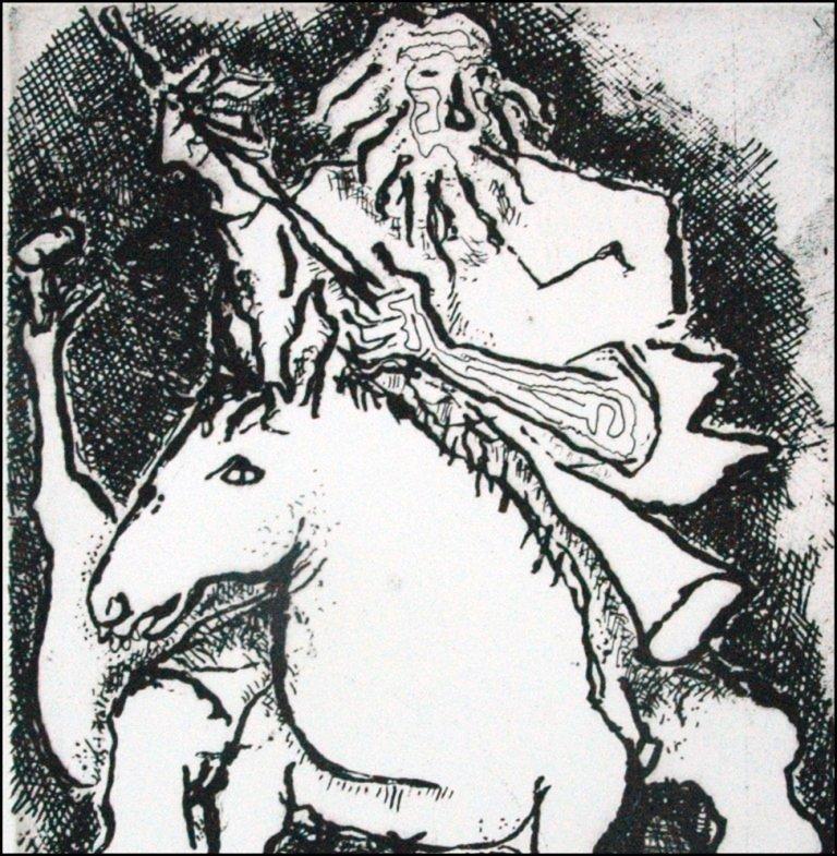 (Officina Bodoni) Bacchelli, Il brigante, Verona, 1988