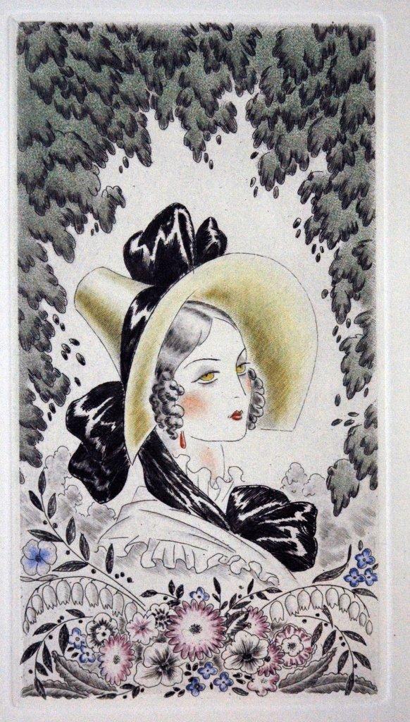 Balzac, La fille aux yeux d'or, 1946