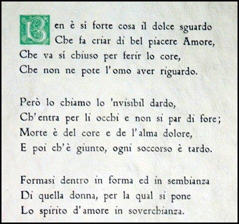 Cino da Pistoia, Dodici sonetti, Pistoia, Niccolai 1968
