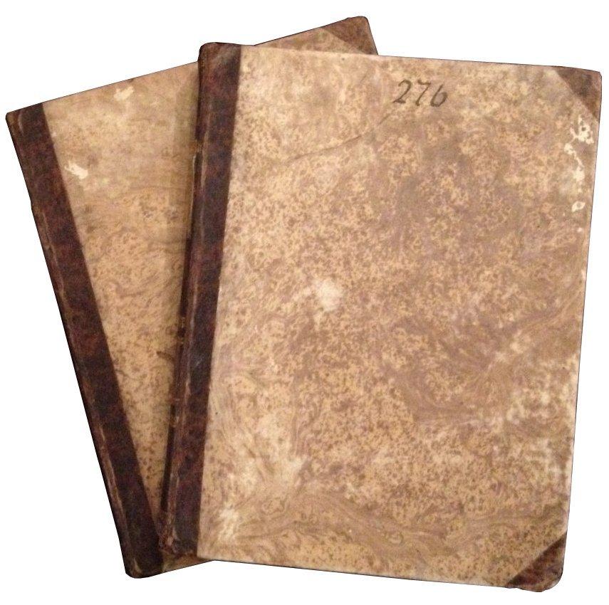 [Theology, Christian Ethics] Antoine, 1796, 2 vols