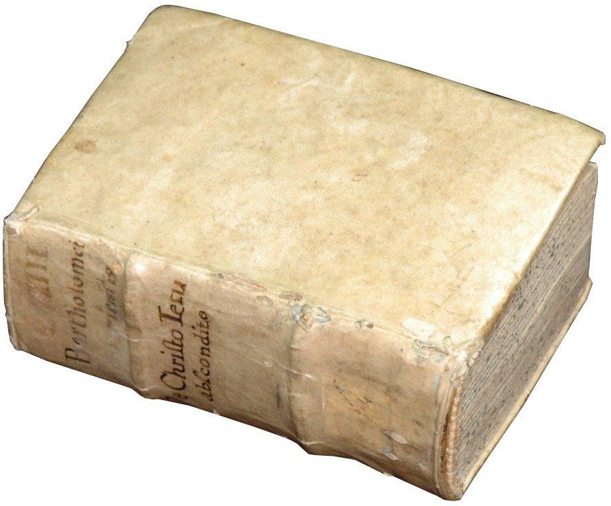 [Eucharist, Forbidden Books] Bartholomaeo, 1555