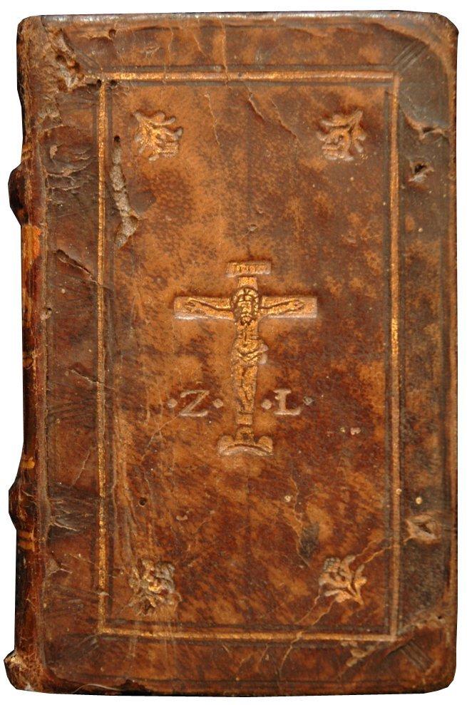 [Spirituality, Binding] St. Bernard, Meditations, 1542