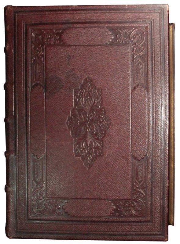 [English Bible; Bagster] The Comprehensive Bible [1827]