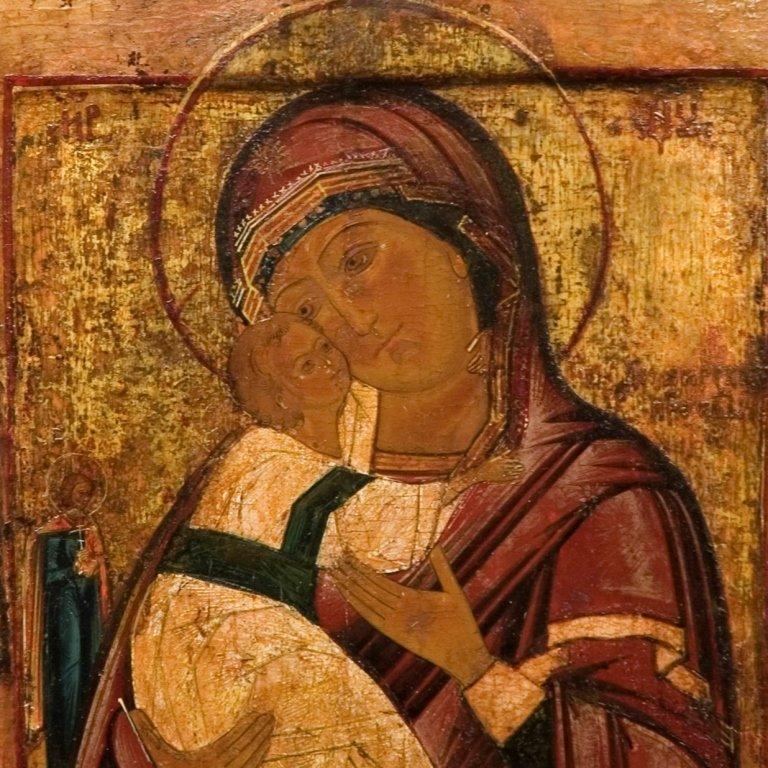 St. Petersburg School, Mother of God of Vladimir