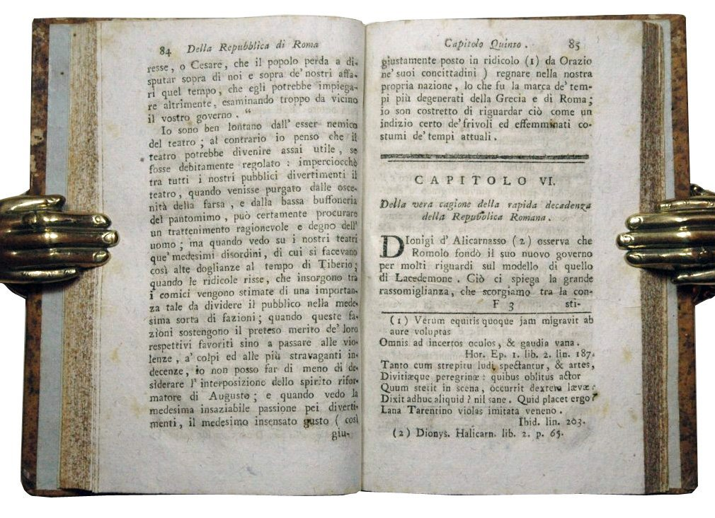 [History, Politics] Montague, Repubbliche, 1804