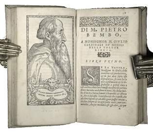 [Italian Language] Bembo, Prose, 1556