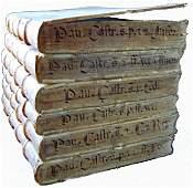 [Source of Modern Law] Di Castro, 1575