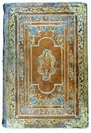 [Breviary, Benedectines, Binding] Breviarium, 1759