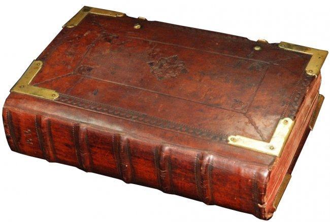 [Breviary] Breviarium Romanum, 1779