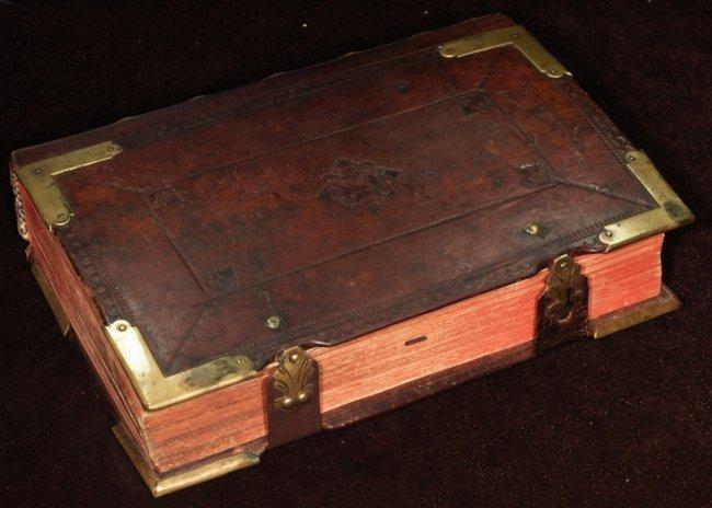 [Breviary] Breviarium Romanum, 1779 - 2
