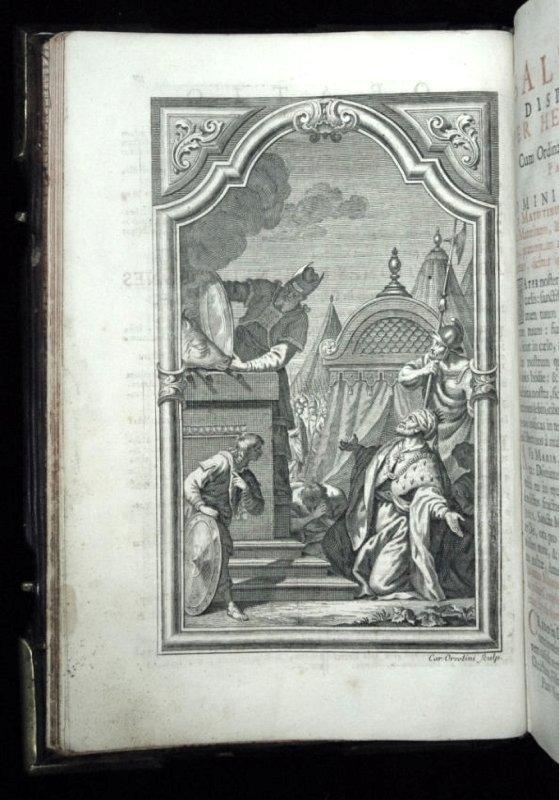 [Breviary] Breviarium Romanum, 1779 - 5
