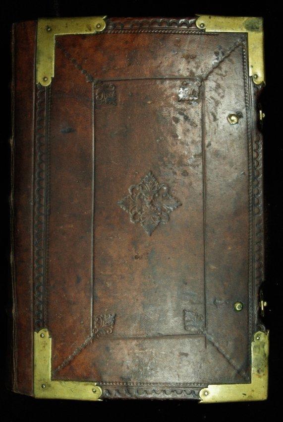 [Breviary] Breviarium Romanum, 1779 - 9