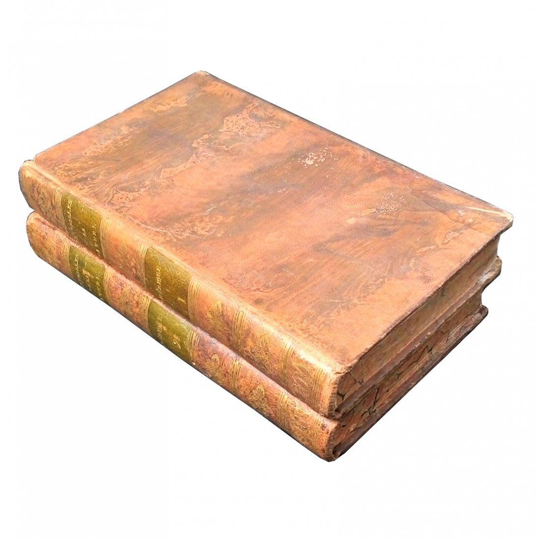 [America, Art & Nature] Marles, 1830, 2 vols