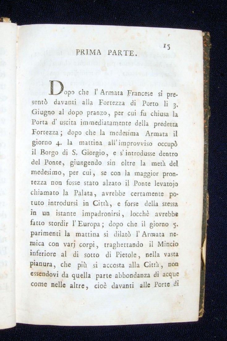 [Mantua, Napoleon, Sicily] 3 works, 1797-1806 - 2