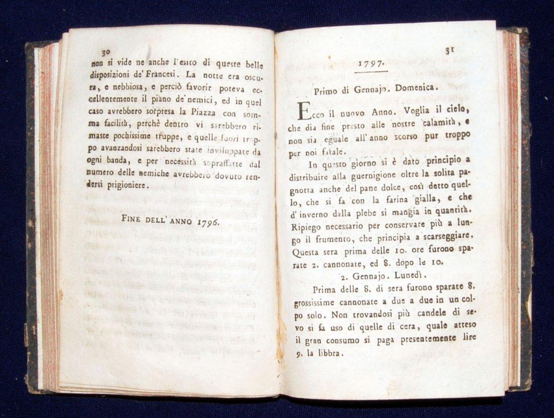 [Mantua, Napoleon, Sicily] 3 works, 1797-1806 - 5