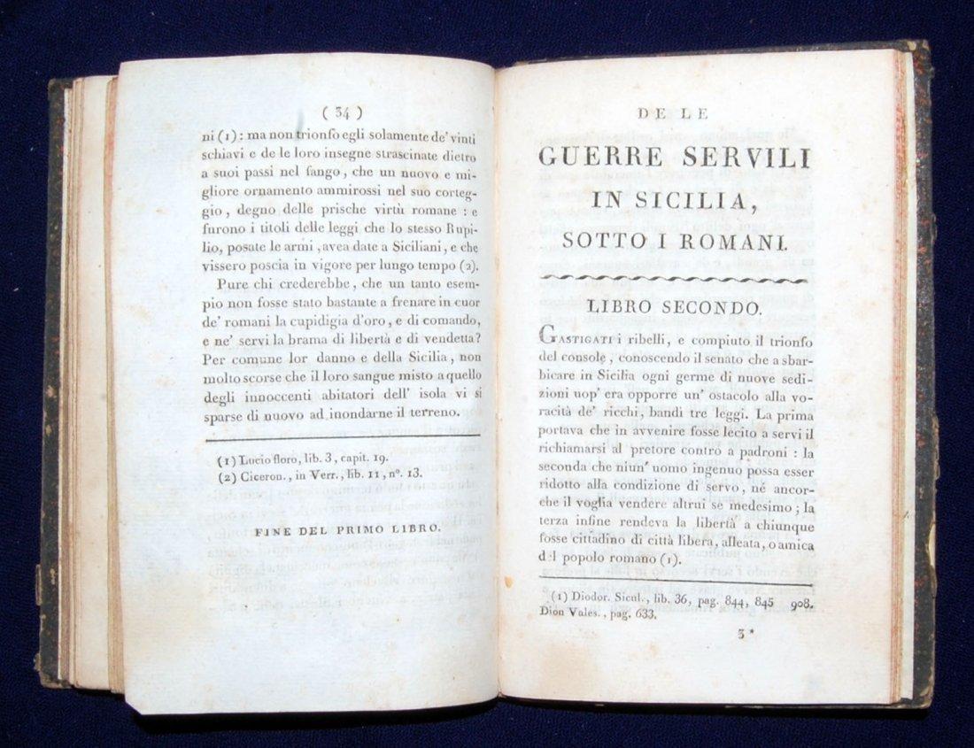 [Mantua, Napoleon, Sicily] 3 works, 1797-1806 - 8