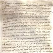 Grass  Wood land Verona Ms on vellum 9 June 1428