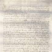 Power of attorney Verona Ms on vellum 24 Jan 1485
