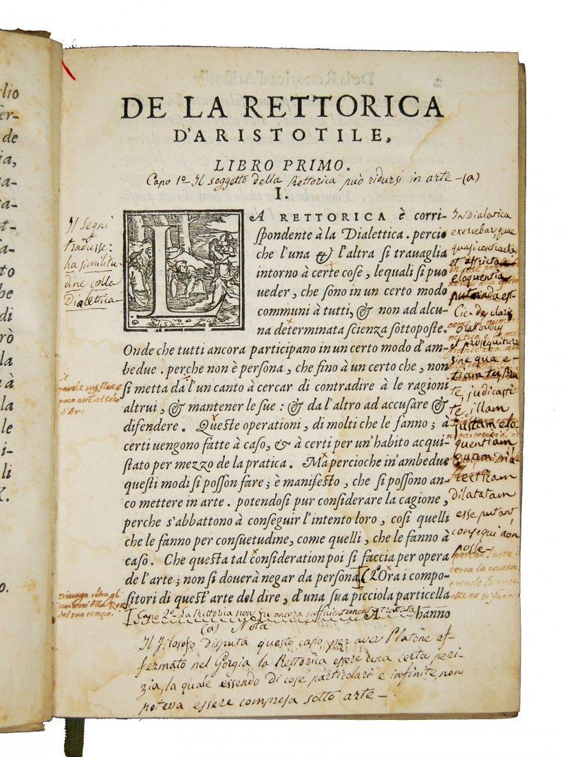 [Rhetorics, Art of Memory] Aristotle, 1570 - 4