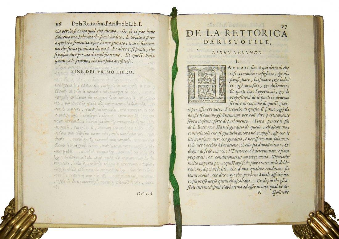[Rhetorics, Art of Memory] Aristotle, 1570 - 5