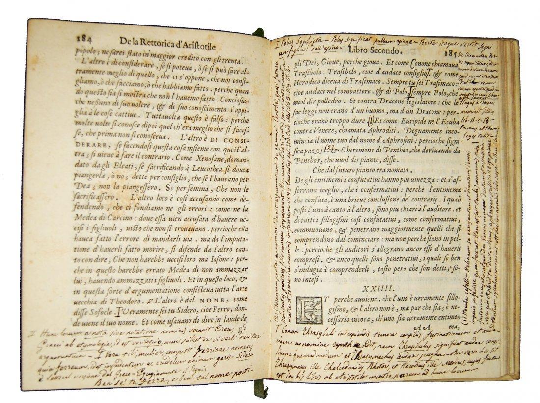 [Rhetorics, Art of Memory] Aristotle, 1570 - 6