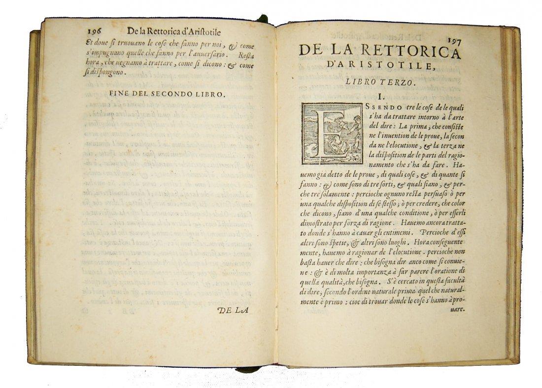 [Rhetorics, Art of Memory] Aristotle, 1570 - 7