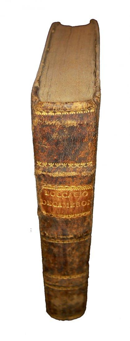 [Novellas] Boccaccio, Decameron, 1597-1799, 2 works - 5