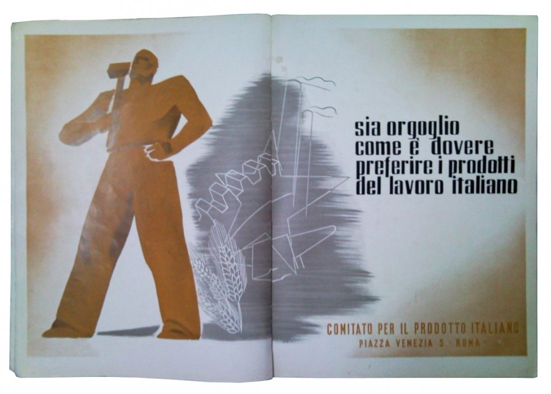 [Advertising, Fascism] Carrieri, 1939 - 3
