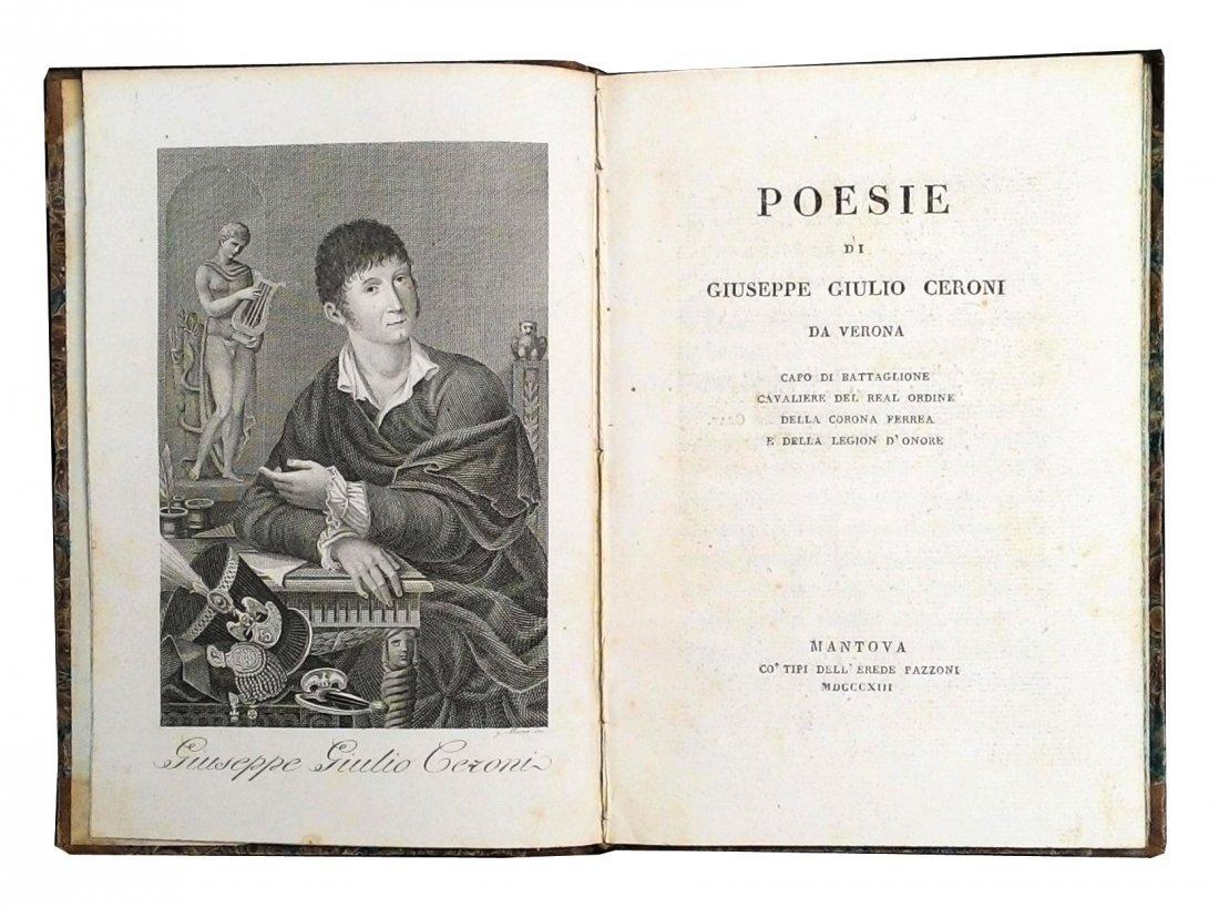 [Poetry] Ceroni, Poesie, 1813