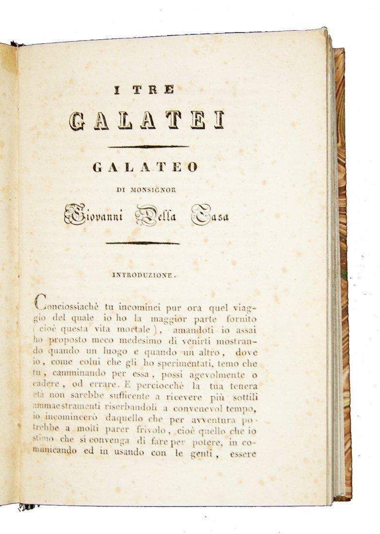 [Courtesy Books] Della Casa-Gioja-Speroni I tre galatei - 3