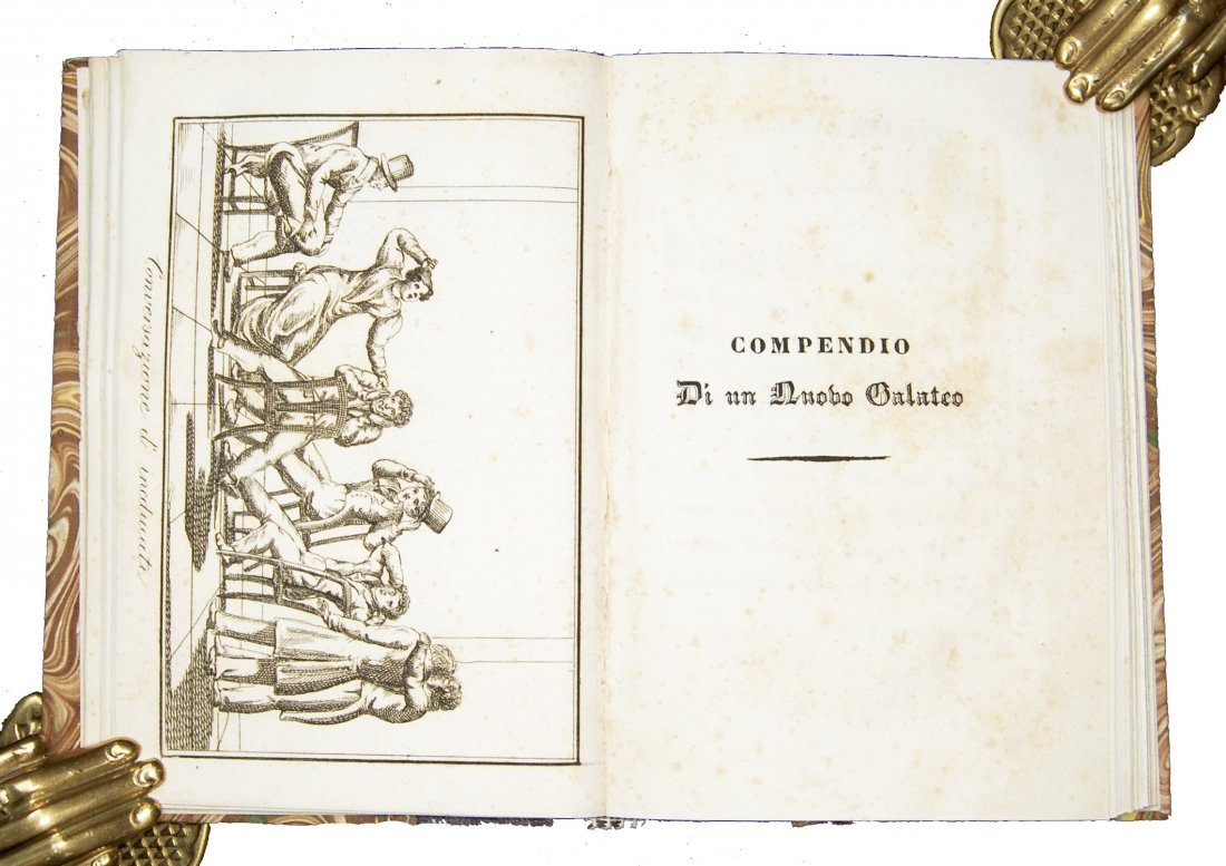 [Courtesy Books] Della Casa-Gioja-Speroni I tre galatei - 5