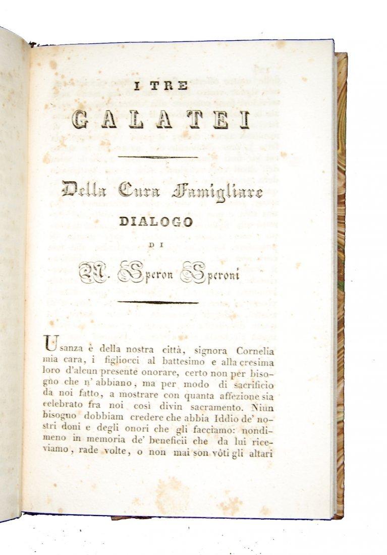 [Courtesy Books] Della Casa-Gioja-Speroni I tre galatei - 8