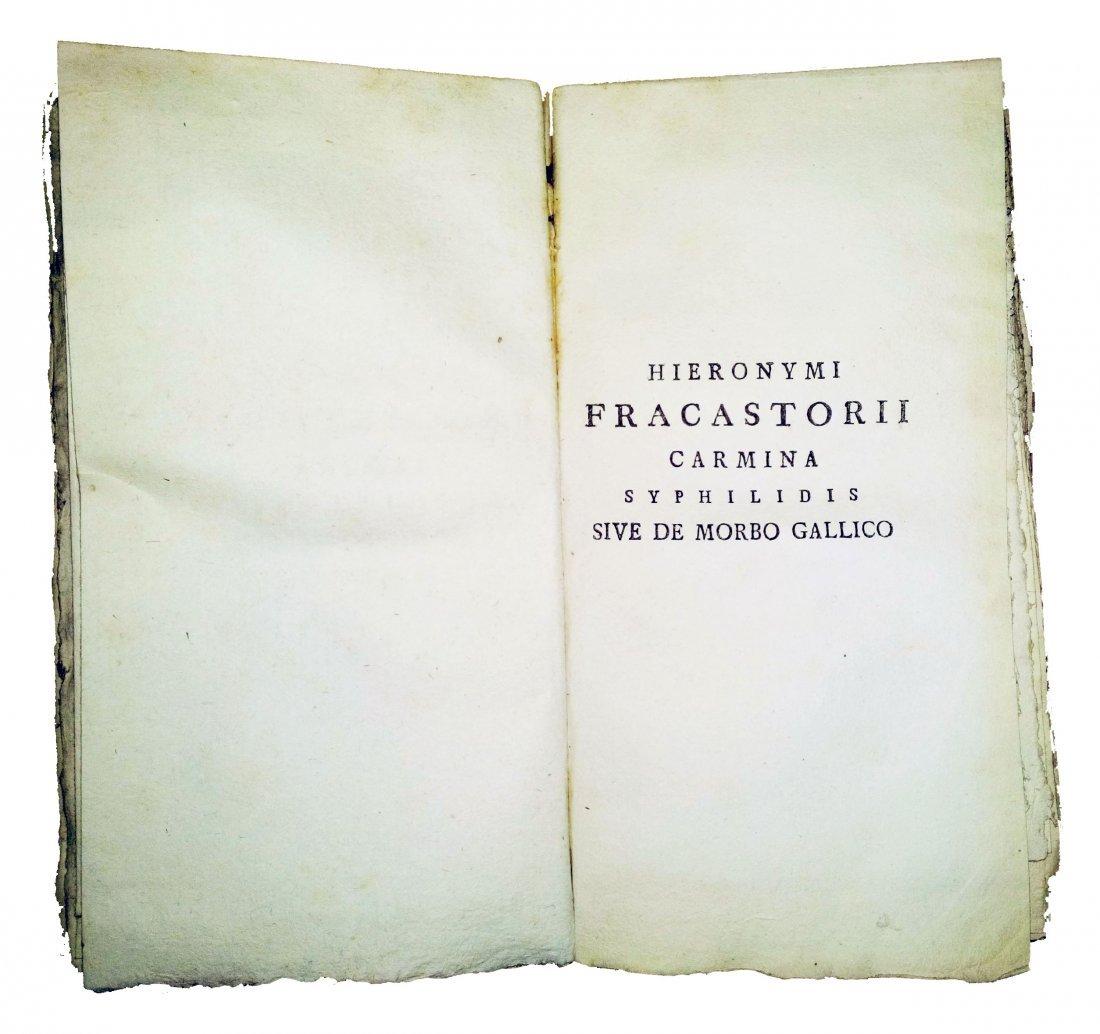 [Poetry] Flaminio, Carminum - Fracastoro, Morbo gallico - 5