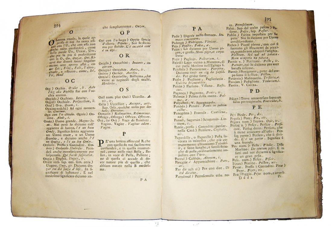 [Poetry] Folengo, Opus macaronicum, 1768-71, 2 v. - 10