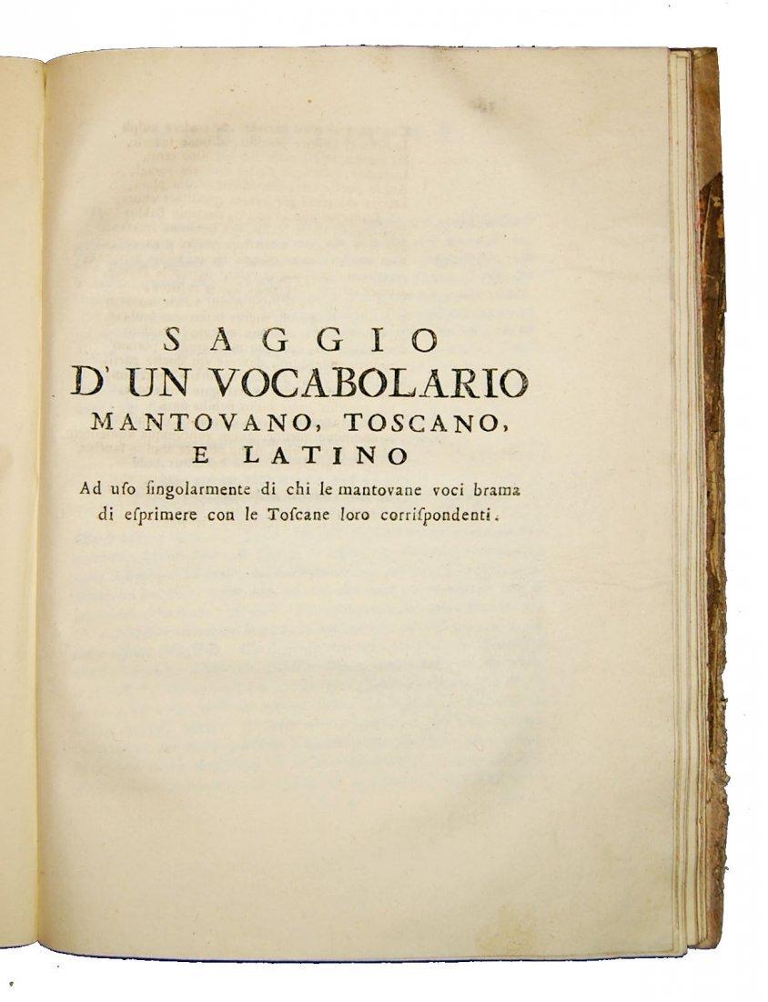[Poetry] Folengo, Opus macaronicum, 1768-71, 2 v. - 9
