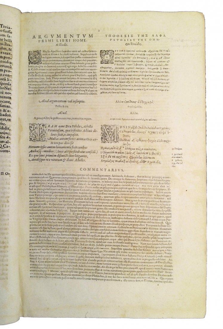[Poetry, Greek Literature] Homer, 1606 - 3