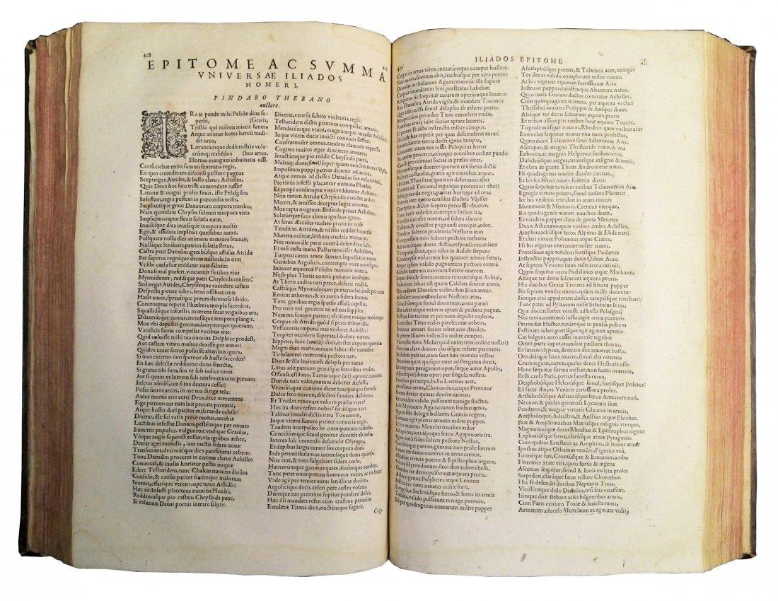[Poetry, Greek Literature] Homer, 1606 - 4