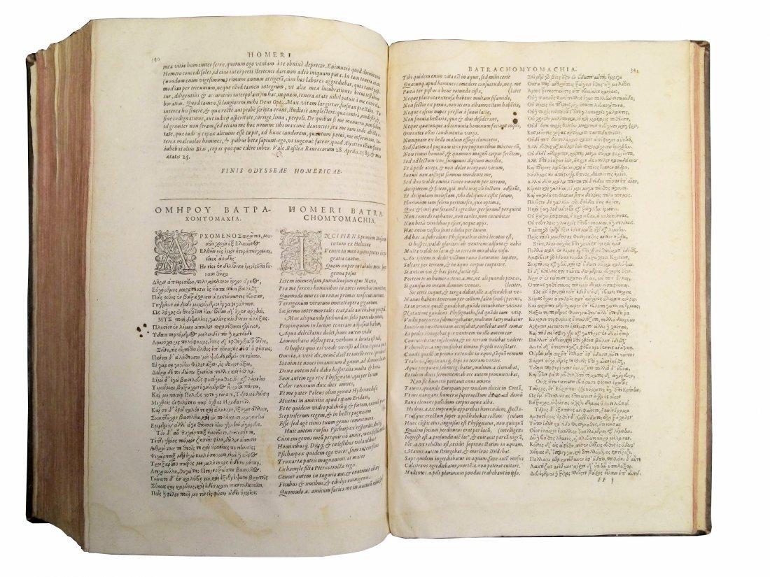 [Poetry, Greek Literature] Homer, 1606 - 7