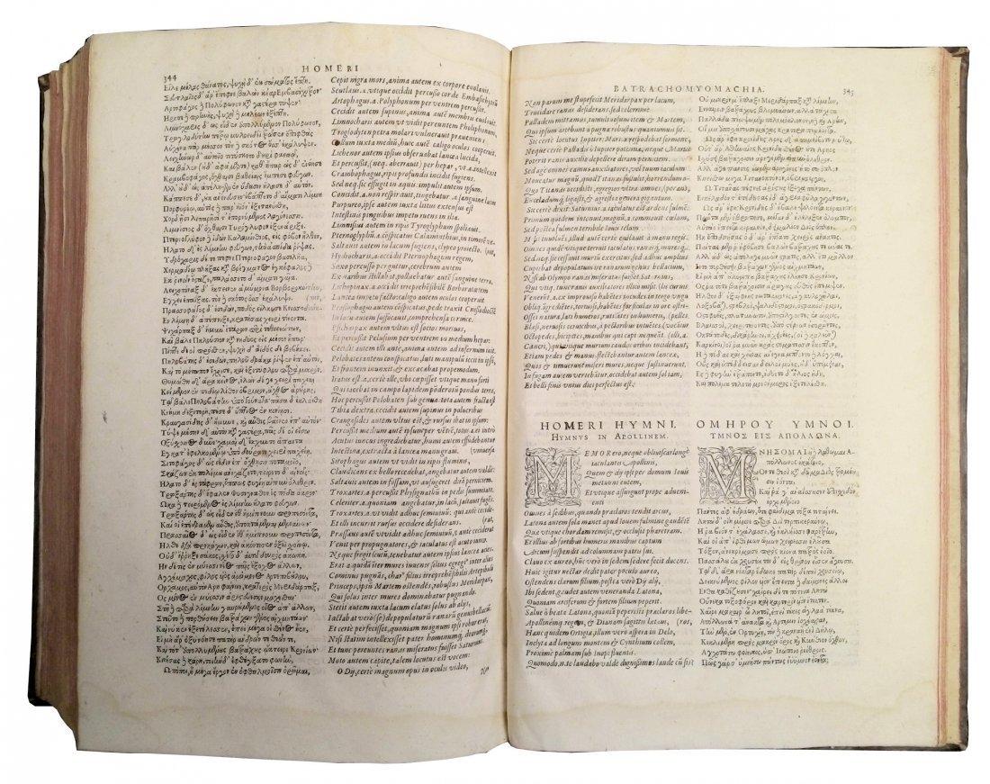 [Poetry, Greek Literature] Homer, 1606 - 8
