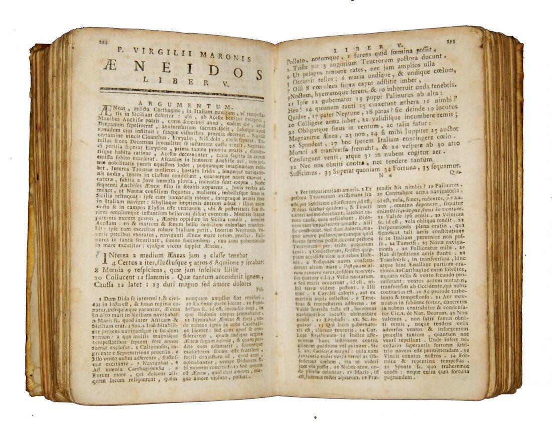[Classics] Horatius-Ovidius-Vergilius, 1716-1858, 3 wks - 5