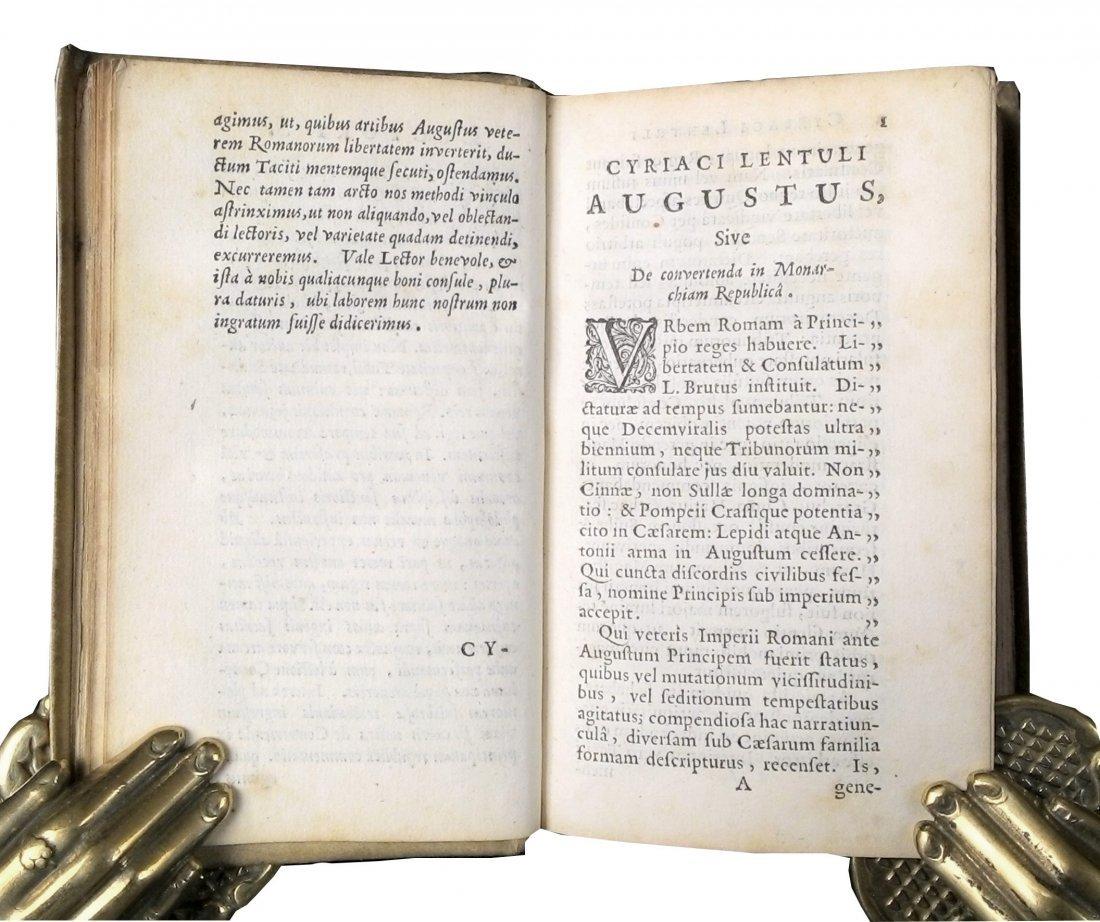 [Roman History, Politics, Elzevier] Lentulus, 1645 - 5