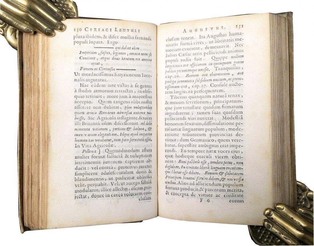[Roman History, Politics, Elzevier] Lentulus, 1645 - 6